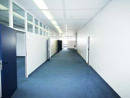 Helle Büroflächen, flexibel teilbar - BR 3904/6