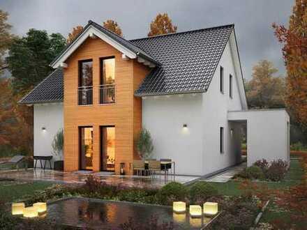 Chices Einfamilienhaus sucht nette Baufamilie