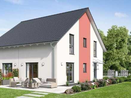 Komfortable Doppelhaushälfte mit Grundstück in Rauental