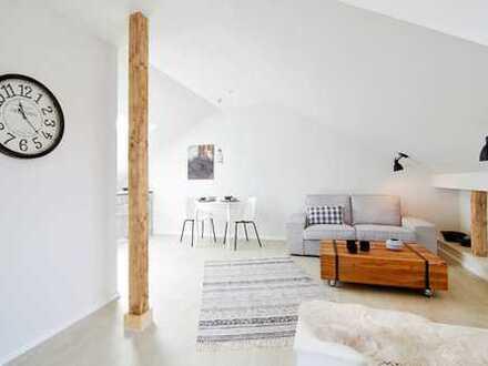 Möblierte Traumwohnung in Bonn-Ippendorf mit Dachterrasse