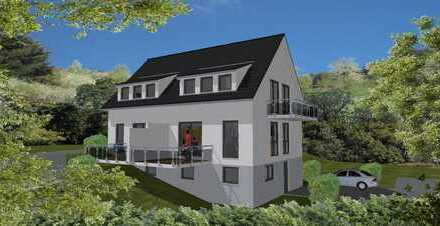 Komfortable Doppelhaushälfte in idyllischer Umgebung