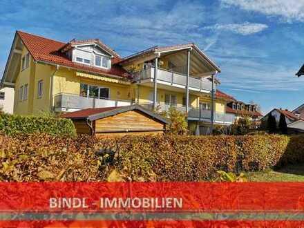 Elegante 3 Zimmer-Terrassenwohnung in bester Innenstadtlage von Weilheim