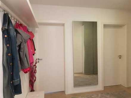 Stilvolle 3-Zimmer-Wohnung mit Balkon und Einbauküche in Bad Abbach