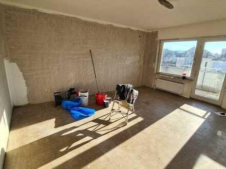Helle ansprechende 1-Zimmer-Wohnung mit Balkon in Sandhausen bei Heidelberg