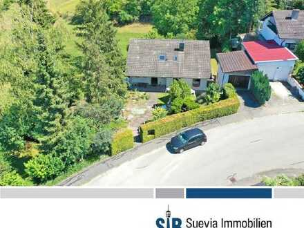 Großzügiges Einfamilienhaus in wunderschöner Aussichtslage am Ortsrand von Hirrlingen
