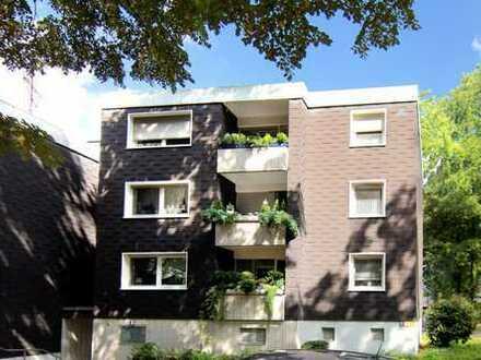Top renovierte 3-Raum-Wohnung mit Garage in Randlage von Röttgersbach