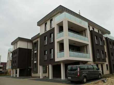 Erstbezug mit Einbauküche und Balkon: ansprechende 3-Zimmer-Wohnung in Cloppenburg
