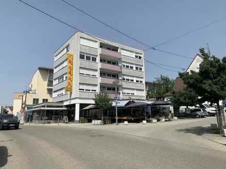 Schöne und helle 3-Zimmer-Penthousewohnung in der Stadtmitte von Filderstadt/Bonlanden zu verkaufen!