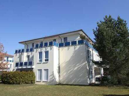 Attraktiv als Investment oder zur Selbstnutzung! Ruhige EG-Wohnung mit Balkon in gepfl. Anlage