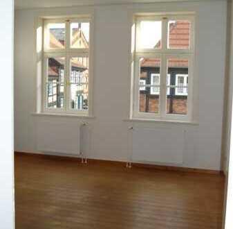Modernisierte 2 Zimmer Wohnung im Obergeschoss in Grabow - Komplettrenovierung 2020