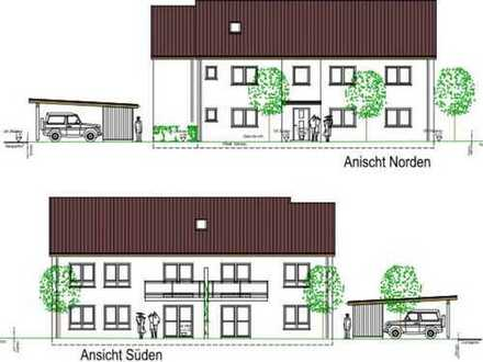 Neubau/Erstbezug 3 Zi. mit Balkon in Seukendorf /Wohnung mieten