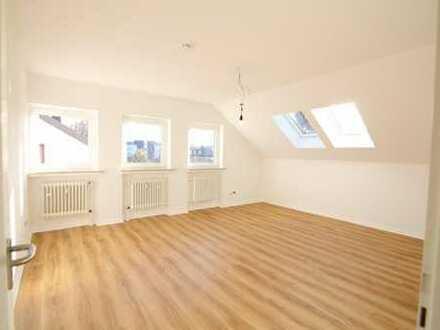 2-Zimmer-Wohnung komplett renoviert mit hoher Wohnqualität