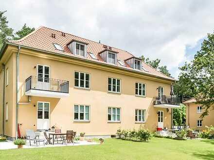 HOMESK - Vermietete Eigentumswohnung in Spandau mit Süd-West-Terrasse und Gartenzugang