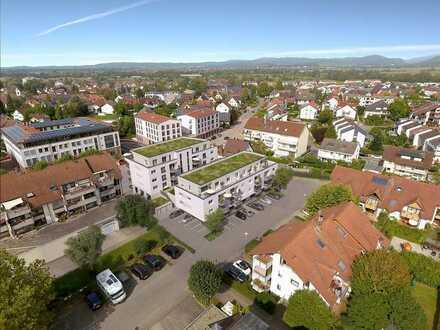 4-Zimmer-Wohnung im 1. Obergeschoss | Neubauvorhaben Gundelfinger Zentrum, Haus B
