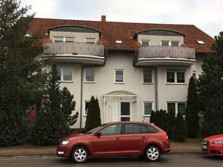 2 Zimmer-Wohnung mit Balkon