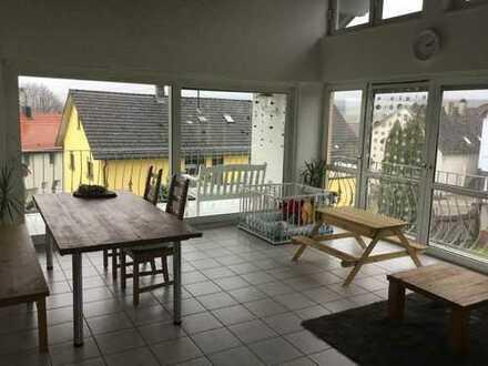 Modernisierte 4,5-Zimmer-Wohnung mit Balkon in Marxzell