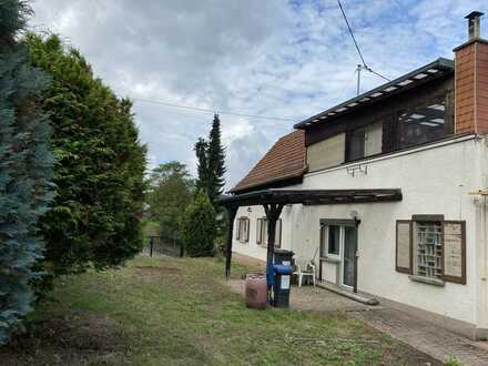 Freistehendes Einfamilienhaus – ruhige Lage – über 1.000 m² Grundfläche!