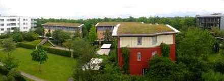 Komplett renovierte Passivhaus-Wohnung am Landschaftspark Riem; Zukunftssicher mit Alpenblick