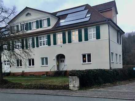 Renovierte Dachgeschoßwohnung mit großem Garten in Marsberg - Westheim