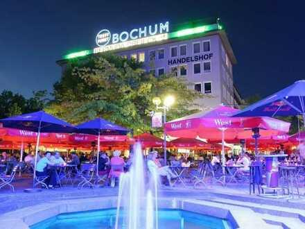 Über den Dächern der Bochumer City!