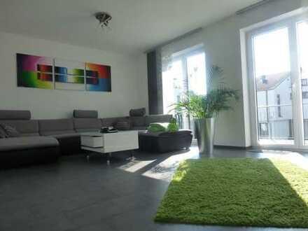 Luxus - Wohnung mit Traumblicken und großer Dachterrasse