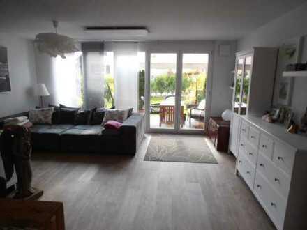 Lichtdurchflutete Maisonette Wohnung Nr. 2 mit Gartenanteil in Waldkirch-Batzenhäusle