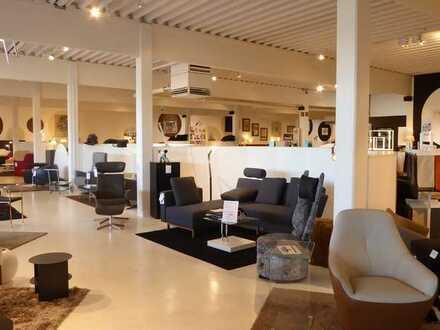 Shop in Shop 250 m² Verkaufsflächen im Möbelhaus