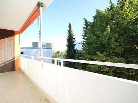 Traumhafte 3-Zimmer-Sonnenwohnung mit XL Balkon