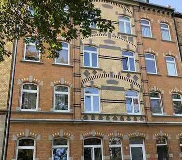 Kapitalanlage! Vermietete 3-Zimmer Wohnung im Erfurter Gründerzeithaus