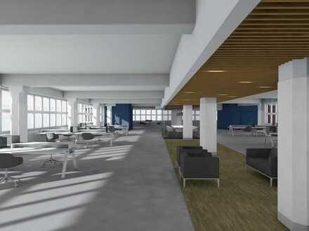 Büroarbeitsplätze der Zukunft für Großmieter - Neuer Standort im Dresdner Süden