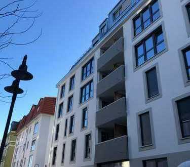 Erstbezug mit Einbauküche und Balkon: exklusive 2-Zimmer-Wohnung in Offenbach am Main