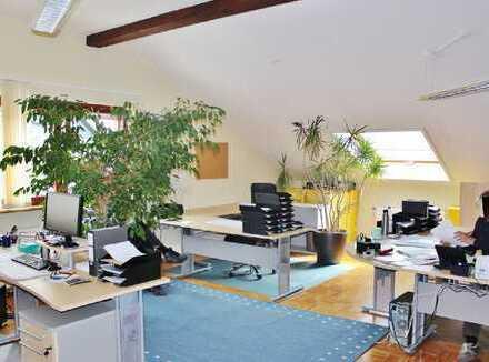 albero:) das mitwachsende Büro - flexible Aufteilung von 50 - 400qm