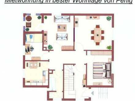 Gepflegte 4-Zimmer-Wohnung mit Einbauküche in Penig