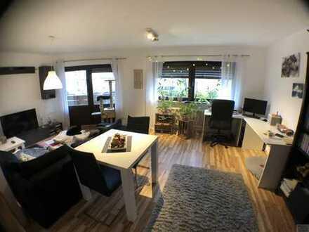 Schicke und gepflegte 2 Z.-Whg. mit ca. 70 m², Balkon, in ruhiger Citylage zu verkaufen, VHB