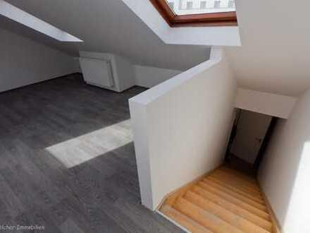 günstiges WG-Wohnen in kernsaniertem MFH mit Terrasse oder Garten Wohnungenvon 98-148m²