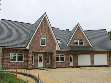 Erstbezug! Wohnen im Außenbereich! Einfamilienhaus mit Einliegerwohnung!