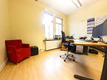 Repräsentative Büroflächen im Stadtkern von Ober-Ramstadt