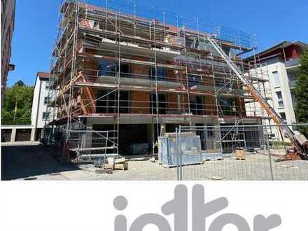 NEUBAUPROJEKT - 2-Zimmer-Wohnung in zentrumsnaher Lage von Balingen!