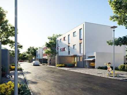 4-Zimmer-Reihenhaus in verkehrsberuhigter Anliegerstraße - AO5
