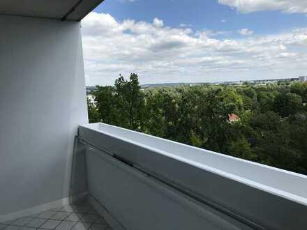 3 Zimmer Wohnung in guter Lage mit Balkon und Pool in Neu-Ulm
