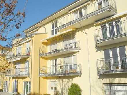 Bad-Camberg - 2-Zimmer-Erdgeschoss-Wohnung mit Terrasse ( € 7.296,- NME)