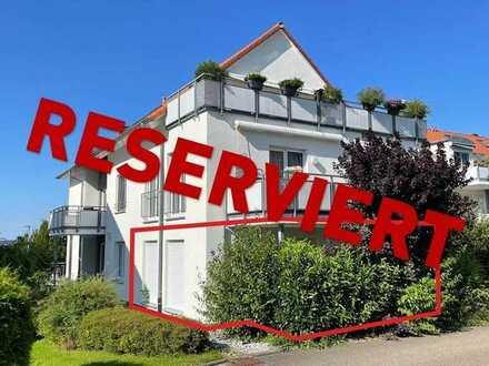 TOP-Kapitalanlage: Aalen-Mantelhof  2-Zimmer-Wohnung in 5-Familienhaus