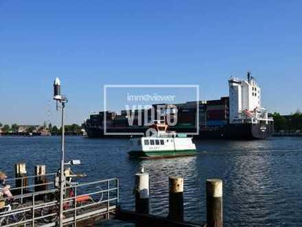 Leben am Nord-Ostsee-Kanal, Wohnprojekt Lotsenblick Whg 3