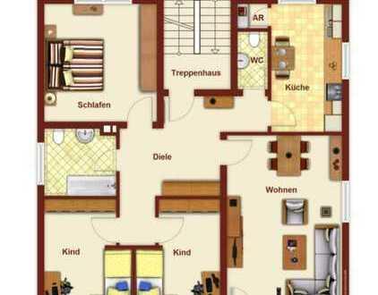 Schöne 4-Zimmer-Wohnung mit Balkon in Leverkusen Höfen - von privat