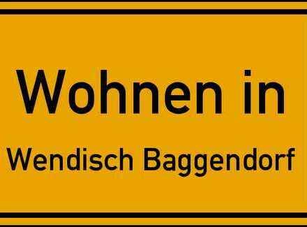 *Wohngrundstück in ruhiger Lage – 18513 Wendisch Baggendorf*