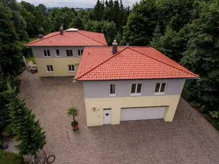 Hochwertiges Gewerbeanwesen mit Wohnhaus