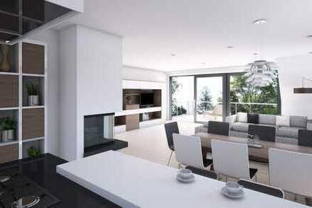 Maisonettewohnung mit Aussicht und individueller Grundrissgestaltung
