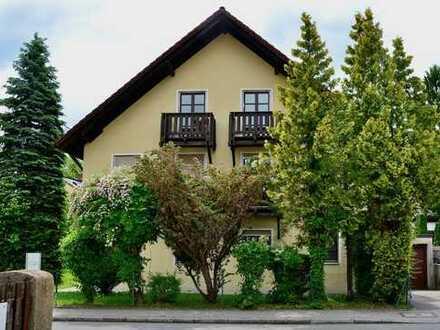 Sehr schöne 3-Zimmer-Wohnung im historischen Ortskern von Solln