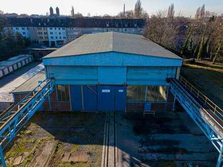Lager-/ Produktionsfläche in Gelsenkirchen | hervorragende Anbindung | Bürofläche vorhanden