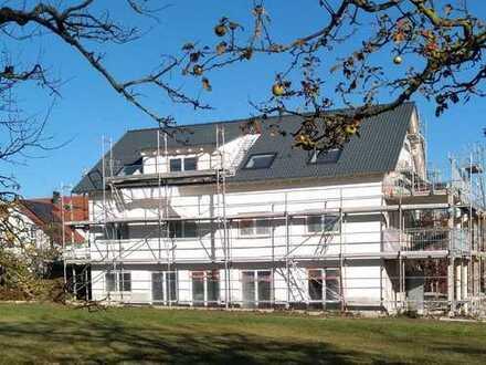 Erstbezug: exklusive 4-Zimmer OG Wohnung in Holzgerlingen, zentrale Lage